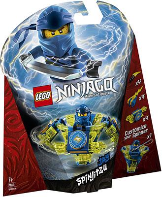 Конструктор Lego Джей: мастер Кружитцу 70660 Ninjago Masters of Spinjitzu цена