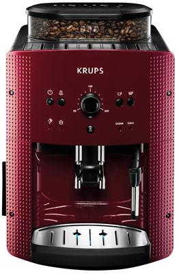 Кофемашина автоматическая Krups EA 810770 кофемашина krups ea8150