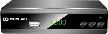 Цифровой телевизионный ресивер Oriel 421 UD oriel 101