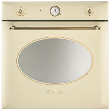 Встраиваемый электрический духовой шкаф Smeg SF 855 PO электрический духовой шкаф smeg sf700po