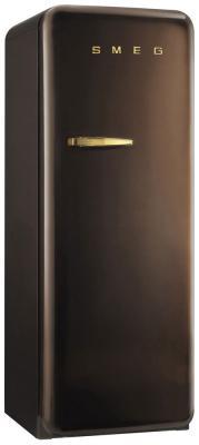 Однокамерный холодильник Smeg FAB 28 RCG1 однокамерный холодильник smeg fab 28 rve1