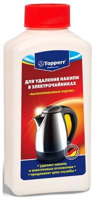 Средство от накипи Topperr 3031 средство от накипи topperr для чайников и водонагревательных приборов 250 мл