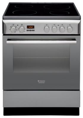 Электроплита Hotpoint-Ariston H6V5 D 60 (X) RU hotpoint ariston lfta 5h1741 x