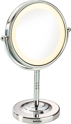 Хромированное зеркало Babyliss