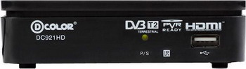 Цифровой телевизионный ресивер D-Color DC 921 HD [cb]mean well original sp 240 15 3pcs 15v 16a meanwell sp 240 15v 240w single output with pfc function power supply
