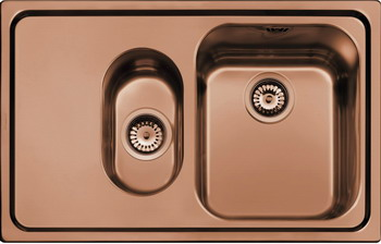 Кухонная мойка Smeg SP 7915 SRA мойка lr102 smeg