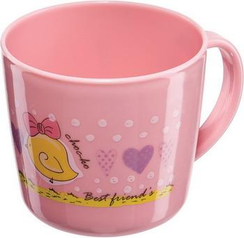 Чашка взрослая Happy Baby BABY MUG 15006 Pink стоимость