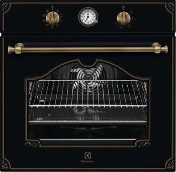 Встраиваемый электрический духовой шкаф Electrolux OPEB 2520 R духовой шкаф ilve 600 rmp r медь