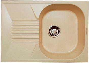Кухонная мойка LAVA L.2 (VANILLA ваниль) кухонная мойка ukinox stm 800 600 20 6