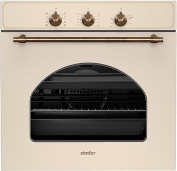 Встраиваемый электрический духовой шкаф Simfer B6EO 18011 simfer b6eo 77011