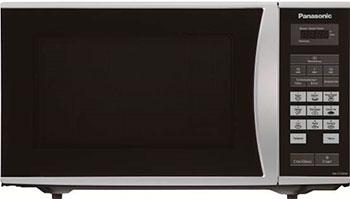 Микроволновая печь - СВЧ Panasonic NN-ST 342 MZTE металлик lg mb65w95gih white свч печь с грилем