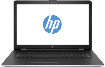Ноутбук HP 17-bs 104 ur (2PP 84 EA) Natural Silver nokotion original 773370 601 773370 001 laptop motherboard for hp envy 17 j01 17 j hm87 840m 2gb graphics memory mainboard
