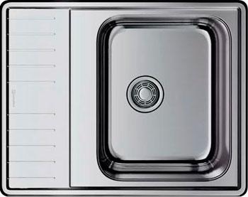 Кухонная мойка OMOIKIRI Sagami 63-IN-R нержавеющая сталь (4993551)