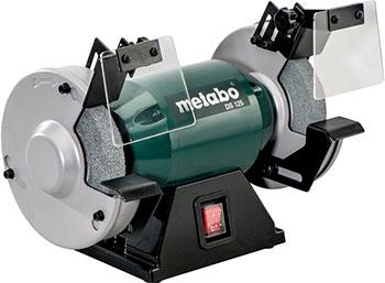 Точило электрическое Metabo DS 125 230В/200вт 125х20х20 мм 619125000 станок точильный metabo ds 125 619125000
