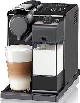 Кофемашина капсульная DeLonghi EN 560.B кофемашина капсульная delonghi nespresso en 560 w
