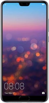 Мобильный телефон Huawei P 20 Pro синий мобильный телефон huawei p smart 3 32 gb dual sim синий