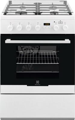 Комбинированная плита Electrolux EKK 96498 CW цена и фото