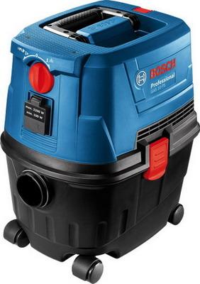 Строительный пылесос Bosch GAS 15 PS 06019 E 5100 строительный пылесос bosch gas 25 0 601 979 103
