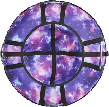 Тюбинг Hubster Люкс Pro Галактика (105см) во5135-2 блок цветной премиум bvg 148 5 105см 200 листов