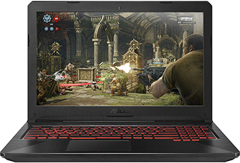 Ноутбук ASUS FX 504 GM-EN 037 T (90 NR 00 Q3-M 07030) ноутбук asus gl 703 vd gc 046 t 90 nb0gm2 m 03310