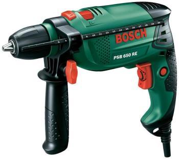 Дрель Bosch PSB 650 RE 0603128020