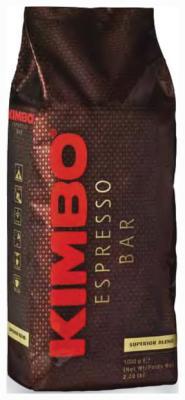 Фото Кофе зерновой KIMBO Superior Blend (1kg)