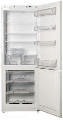 Двухкамерный холодильник ATLANT ХМ 6221-100 двухкамерный холодильник atlant хм 6221 180