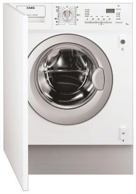 Встраиваемая стиральная машина AEG от Холодильник