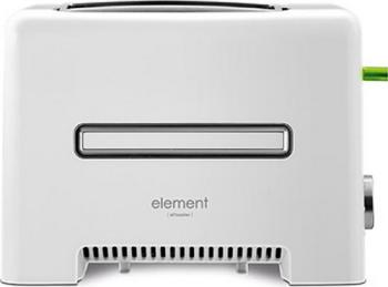 Тостер Element  Toaster FE 01 PW