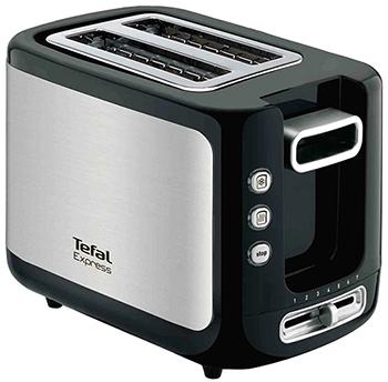 Тостер Tefal TT 365031 New Express тостер tefal tt 3571 express