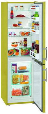 Двухкамерный холодильник Liebherr CUag 3311 холодильник liebherr cuwb 3311