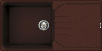 Кухонная мойка Elleci EGO 480  metaltek (72) rame LME 48072 grillver очаг 480 к берель п 01 480 0