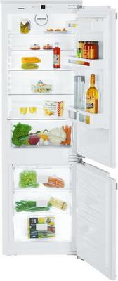 Встраиваемый двухкамерный холодильник Liebherr ICUN 3324 Comfort холодильник liebherr cufr 3311 двухкамерный красный