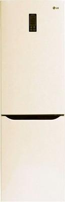 Двухкамерный холодильник LG GA-B 429 SEQZ холодильник lg ga b499ymqz silver