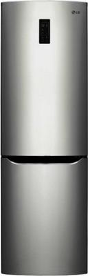 Двухкамерный холодильник LG GA-B 389 SMQZ холодильник с морозильной камерой lg ga b409uqda