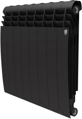 Водяной радиатор отопления Royal Thermo BiLiner 500-8 Noir Sable тепловая завеса royal thermo rta т9 page 8