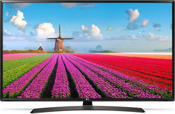 LED телевизор LG 49 LJ 595 V led телевизор erisson 40les76t2