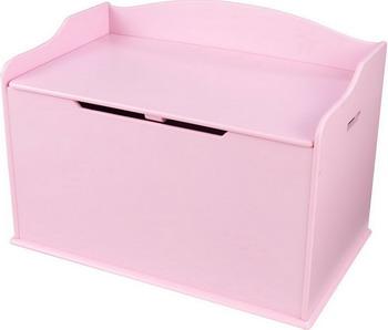 Ящик для хранения KidKraft Austin Toy Box 14959_KE розовый ящик для хранения kidkraft ящик для хранения austin toy box blueberry тёмно синий
