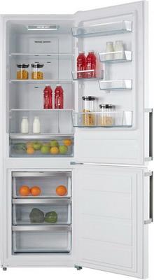 Двухкамерный холодильник Shivaki BMR-1881 DNFW холодильник shivaki bmr 2013dnfw двухкамерный белый