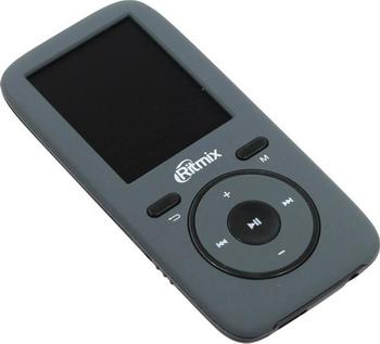 MP3 плеер Ritmix RF-4450 4Gb Gray mp3 плееры ritmix плеер mp3 ritmix rf 1010 gray