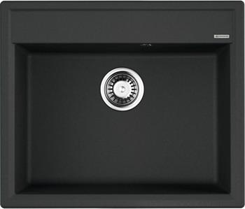 Кухонная мойка OMOIKIRI Daisen 60-BL Artgranit/черный (4993622)