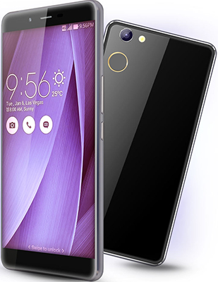 Мобильный телефон Ginzzu S 5140 черный