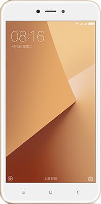 Мобильный телефон Xiaomi Xiaomi Redmi Note 5A 2/16 GB Золотистый