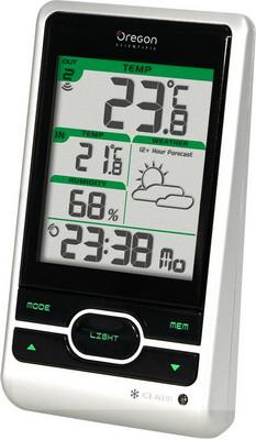 все цены на Метеостанция Oregon Scientific BAR 206 онлайн