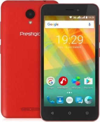 Мобильный телефон Prestigio Wize G3 Dual SIM Wine wize ds55