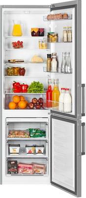 Двухкамерный холодильник Beko RCSK 379 M 21 S холодильник beko rcsk 380m21x