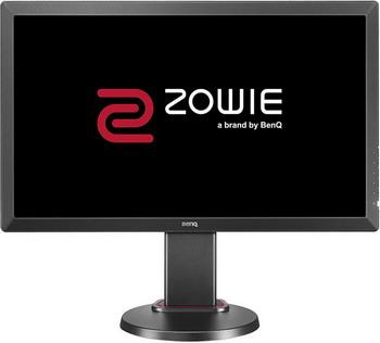 ЖК монитор BenQ RL 2460 Zowie (9H.LF3LB.QBE) gl.Black монитор жк benq gl2450hm 24 черный [9h l7cla rbe]