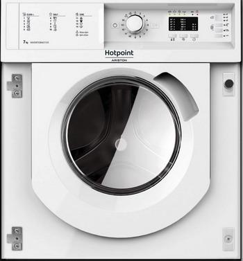 Встраиваемая стиральная машина Hotpoint-Ariston BI WMHL 71283 EU встраиваемая стиральная машина hotpoint ariston awm 108