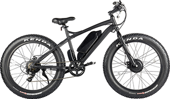 цена на Велогибрид Eltreco VOLTECO BIGCAT DUAL NEW matt black 019937-1945