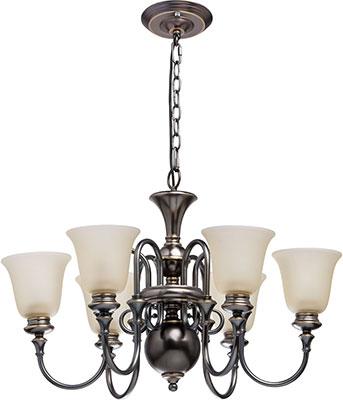 Люстра подвесная MW-light Даллас 102010506 6*40 W E 27 220 V подвесная люстра mw light даллас 2 102010506